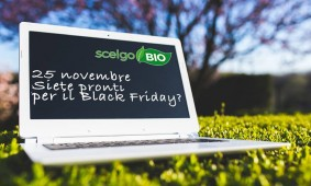 Il Black Friday Bio! Approfittane ora!