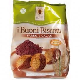 I_Buoni_Biscotti_Farro_cacao_mandorle_LaCittàdelSole