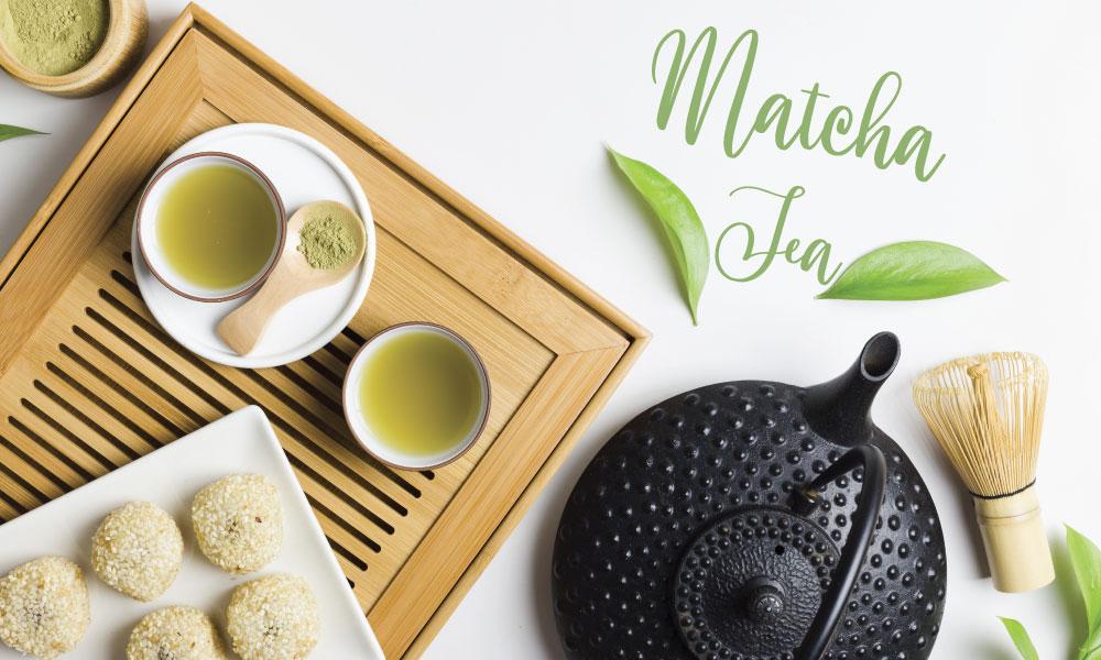 Scopri il Tè Matcha: l