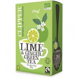 Tè_verde_lime_zenzero_Clipper
