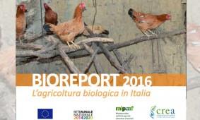 Il biologico italiano sempre più dinamico, lo dice Bioreport 2016