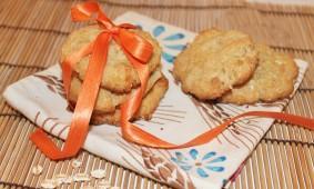 Biscotti ai fiocchi d