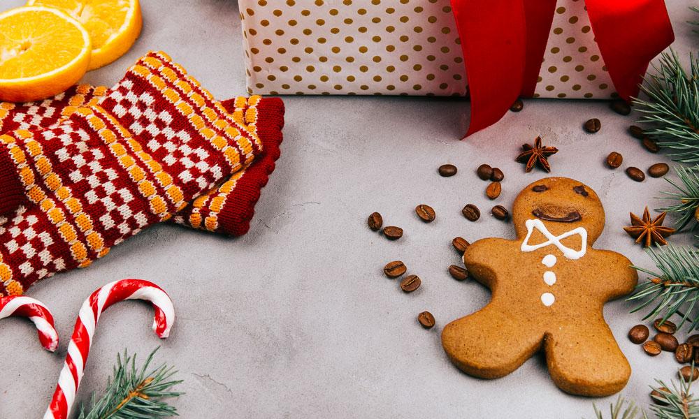 Un classico per Natale: i biscotti alle spezie (senza uova)