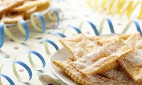 Frappe, Chiacchiere e Bugie senza glutine