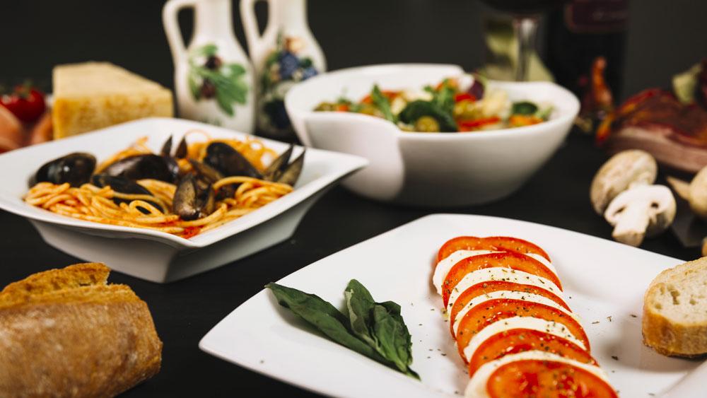 LA DIETA MEDITERRANEA: IL SEGRETO PER VIVERE MEGLIO E PIÙ A LUNGO