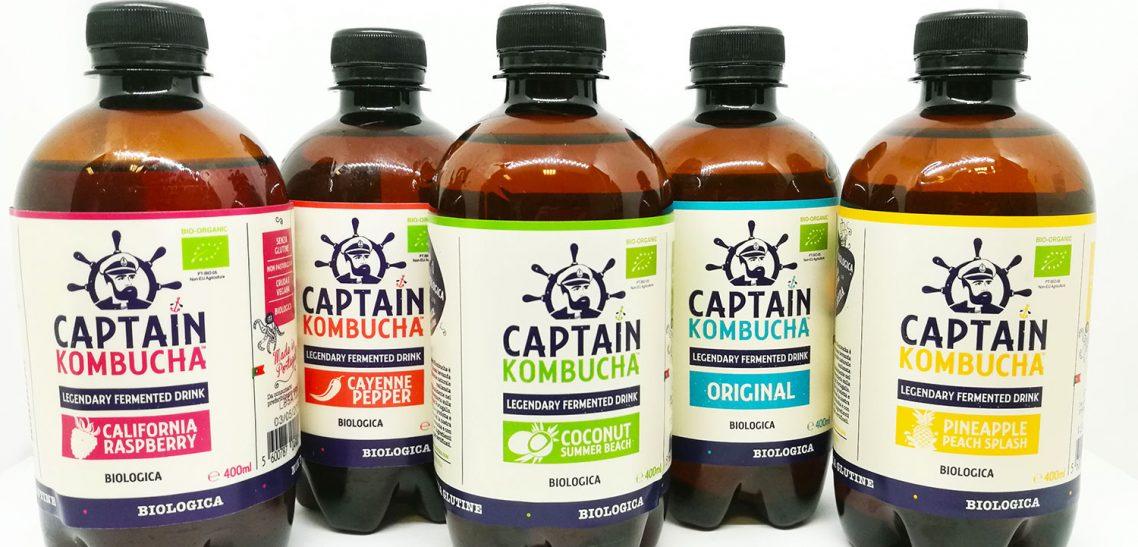 Conoscete il tè Kombucha? Ideale per l